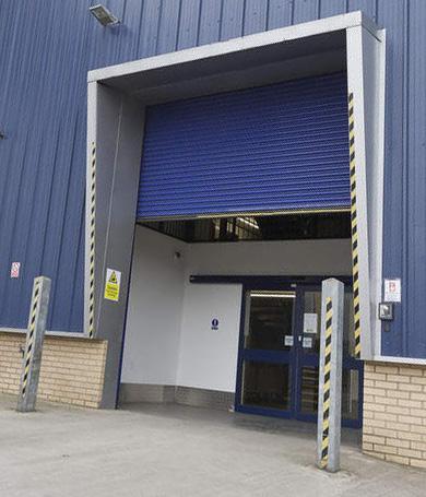 UK fulfillment center